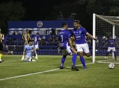 Sol de América venció por 2-1 a Guaraní en el cierre de la fecha 10