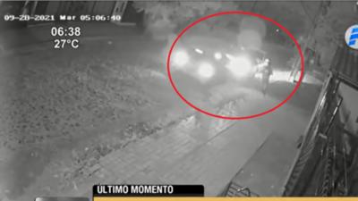 Mataron a balazos a un hombre en San Lorenzo