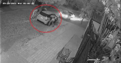 Presunto sicariato: en menos de 10 segundos asesinaron a un hombre en San Lorenzo