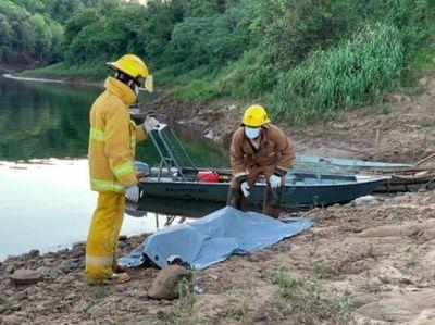 Hallan en aguas del río Paraná cuerpo de argentino que estaba desaparecido