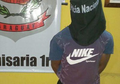 Ladrón que debía cumplir arresto domiciliario es detenido por hurto agravado en el centro de CDE – Diario TNPRESS