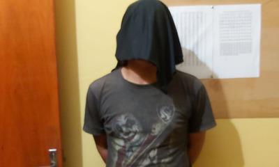Caaguazú: Joven de 19 años detenido por supuesto abuso sexual en niños