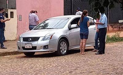 Caso de sicariato en San Lorenzo: asesinan a balazos a capitán de Navío