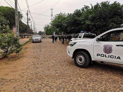Matan a tiros a militar en San Lorenzo