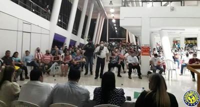 Audiencia pública: Comisiones vecinales de Luque presentan 139 proyectos y exponen necesidades •