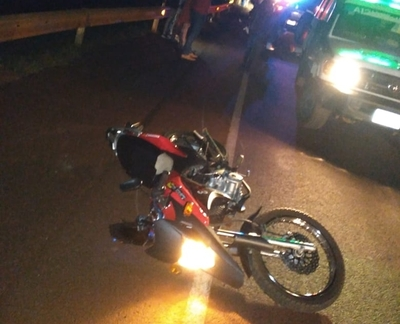 Un hombre murió tras caer de su motocicleta en San Cristóbal