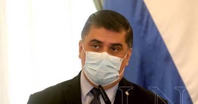 La Nación / Salud insiste en bajar la franja etaria para la vacunación antes de fin de año