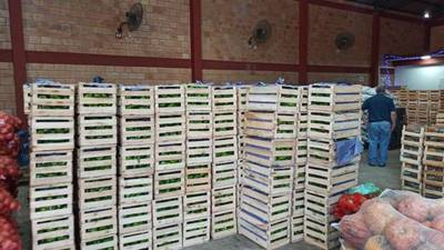 Piden cese de restricción para importar papa y cebollas, además de freno al contrabando