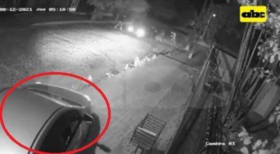 Video: hace un mes y medio, militar asesinado se había salvado de un primer ataque