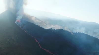 """Volcán Cumbre Vieja: La Palma es declarada """"zona catastrófica"""""""