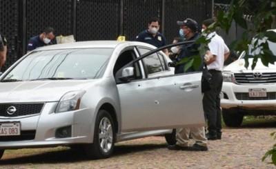 En segundo atentado asesinan a capitán de navío en San Lorenzo