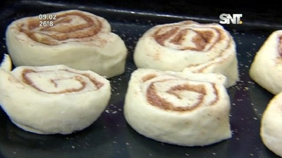 Cocina LMCD: Roll de Canela