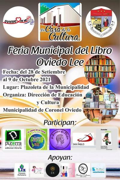 Organizan feria Municipal en Coronel Oviedo – Prensa 5