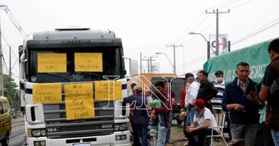La Nación / El MAG no es la autoridad de control del contrabando, responde Bertoni a productores frutihortícolas