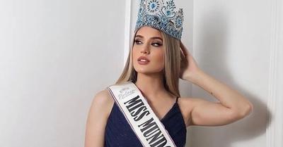 ¡Tenemos nueva reina! Presentan a la Miss Mundo Paraguay 2021