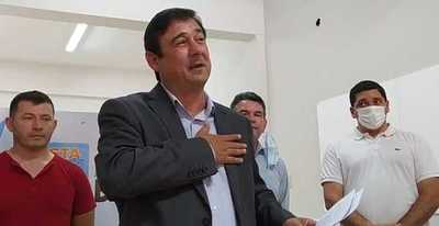 Antonio Buzarquis le declara la guerra al Gobierno Nacional