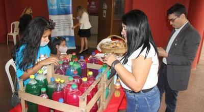 Realizan feria de productos elaborados por embarazadas sin empleo en la ANR – Prensa 5