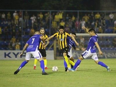 Guaraní vuelve a perder luego de 12 partidos y después de 4 meses