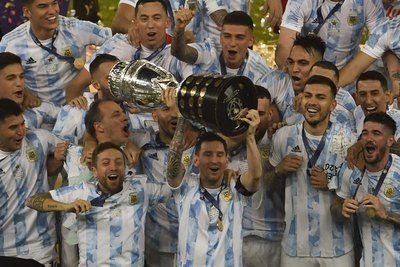 ¡Partido de campeones! Argentina jugará contra el 'Rey' de Europa, Italia