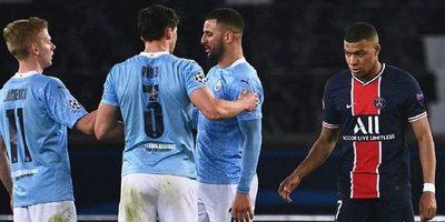 Champions League: Atractivo duelo PSG-City, Milan desafía al Atlético