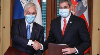Chile donará 100.000 vacunas a Paraguay – Prensa 5