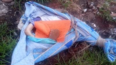 Hallan un cadáver decapitado en Pedro Juan Caballero