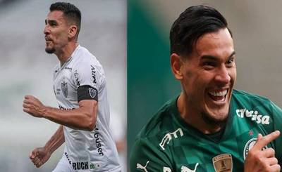 Pulseada entre Gómez y Alonso por llegar a la final de la Libertadores