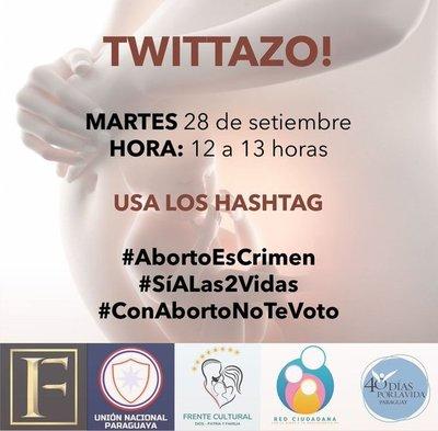 Los paraguayos reaccionan ante convocatoria pro aborto