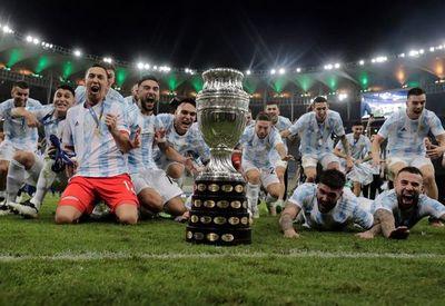 Argentina-Italia, los campeones continentales jugarán en 2022