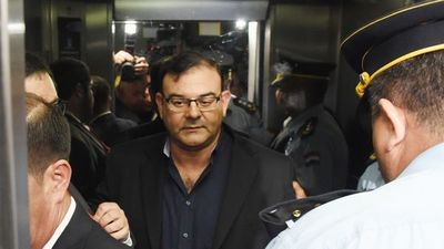 Corte da trámite a acción que podría suspender el juicio a Tomás Rivas
