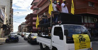 Docentes anuncian huelga con cierre de rutas a partir del 1 de octubre