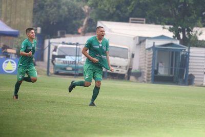 Silvio Pettirossi ascendió a la Primera B