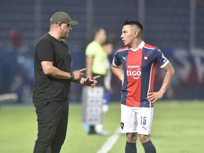 Ángel Cardozo Lucena renovará el miércoles con Cerro Porteño
