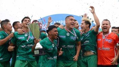 Silvio Pettirossi logra el ascenso a la Primera B