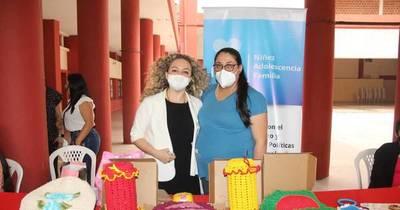 La Nación / En la ANR se realiza hoy la primera feria de productos hechos por embarazadas