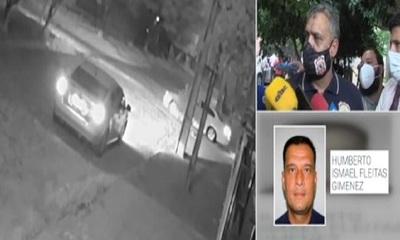 Asesinan a balazos a militar en la vía pública en San Lorenzo