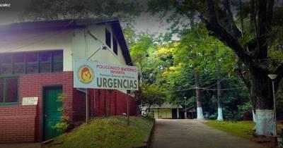 La Nación / Rescatan a niño desmayado en un supermercado y su madre reconoce su llanto en hospital de Hohenau