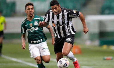 Copa Libertadores: Atlético Mineiro y Palmeiras definen al primer finalista