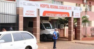 La Nación / Médicos de Alto Paraná se suman a la huelga por igualdad salarial y horaria