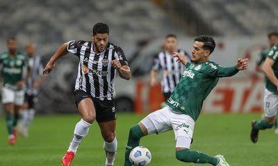 Atlético Mineiro y Palmeiras buscarán hoy ser el primer finalista de la Libertadores