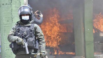 Protestas, daños a infraestructuras y un diálogo truncado en Bolivia