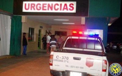 Albañil disparó a su hijastra y luego se autoeliminó •