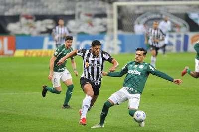 Mineiro y Palmeiras definirán al primer finalista