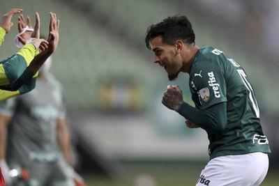 Gustavo Gómez y Palmeiras, finalistas de América por segunda vez consecutiva
