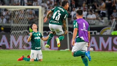 El Palmeiras de Gustavo Gómez, a una nueva final de América