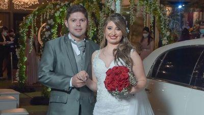 El matrimonio de Carmen  y Aldo