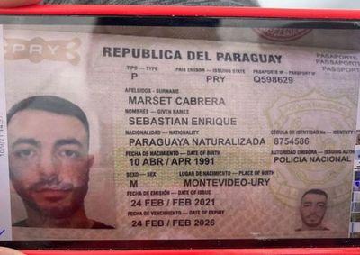 Detienen en Dubai a uruguayo con pasaporte paraguayo falsificado