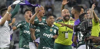 Palmeiras con Gustavo Gómez a la final de la Libertadores 2021