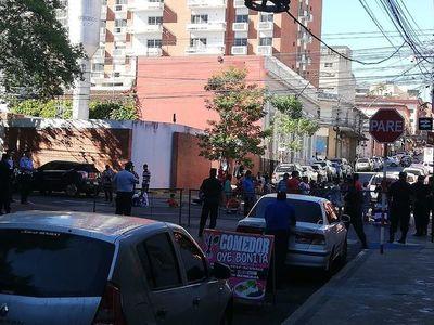 Protestas en Asunción: estas son las calles bloqueadas por la PMT