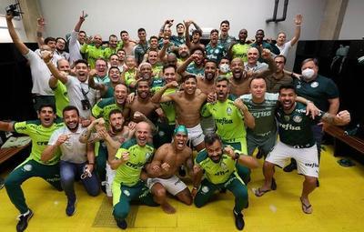 Libertadores: por segunda vez consecutiva, Gustavo Gómez a la final con el Palmeiras